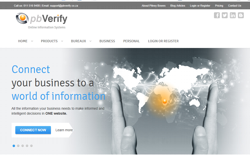 pbVerify Website