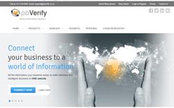 pbVerify Website