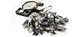 hard drive shred