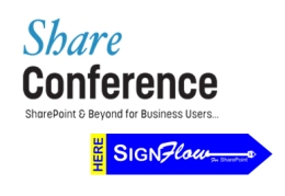 SignFlow Share Conference