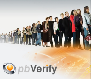 pbVerify credit