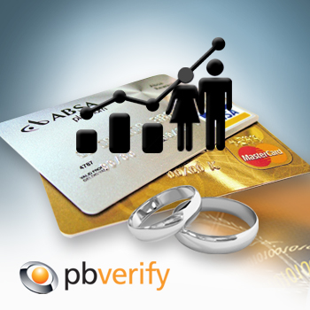 pbVerify Consumer Marriage Status report