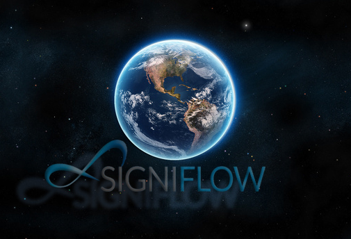 SigniFlow Globe cropped