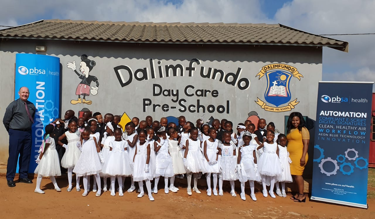 Dalimfundo Day Care & Preschool Graduation 2019